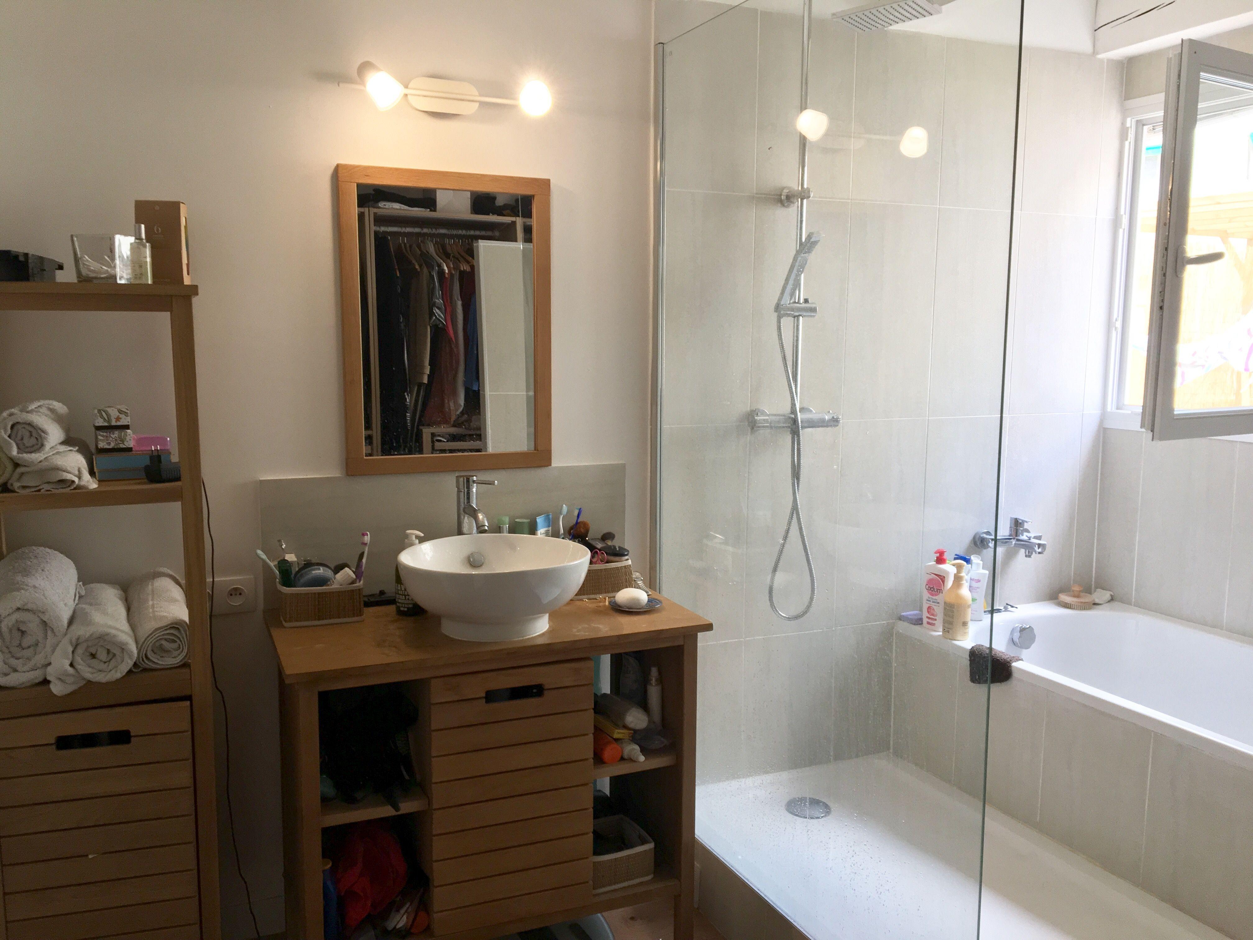 castorama salle de bain receveur de douche
