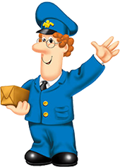 Thank You Postman Pat Kids Cartoon Characters Best Cartoon Characters