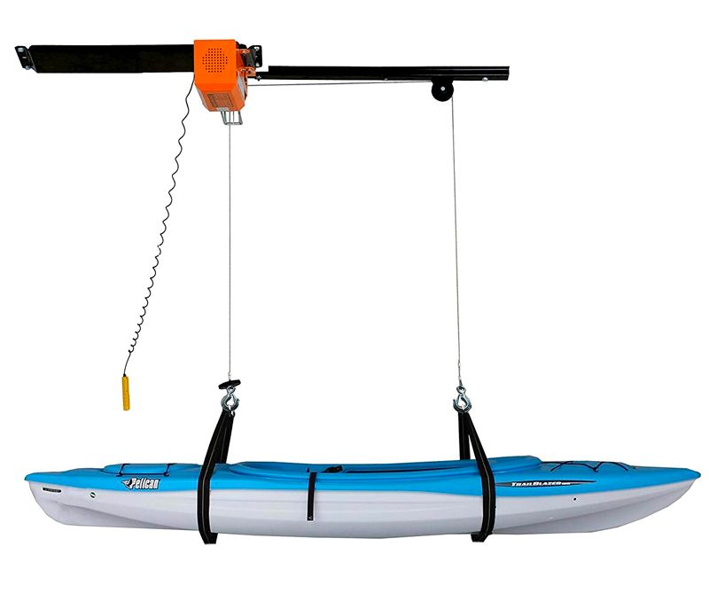 Best Kayak Hoists For Your Garage