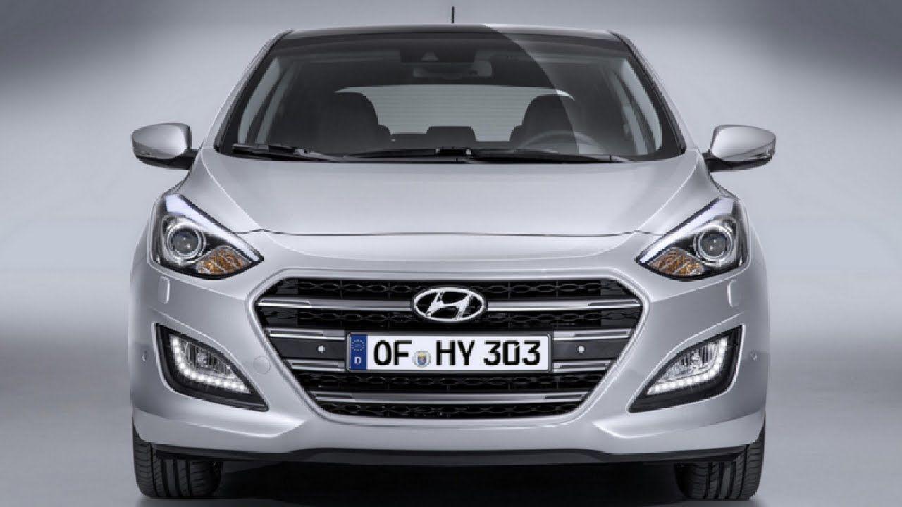 New 2015 hyundai i30 facelift