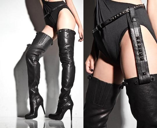 Thigh High Sexy Boots - Boot Hto