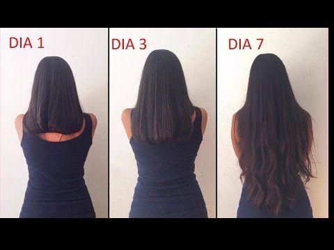 Imagen relacionada hacer crecer el cabello