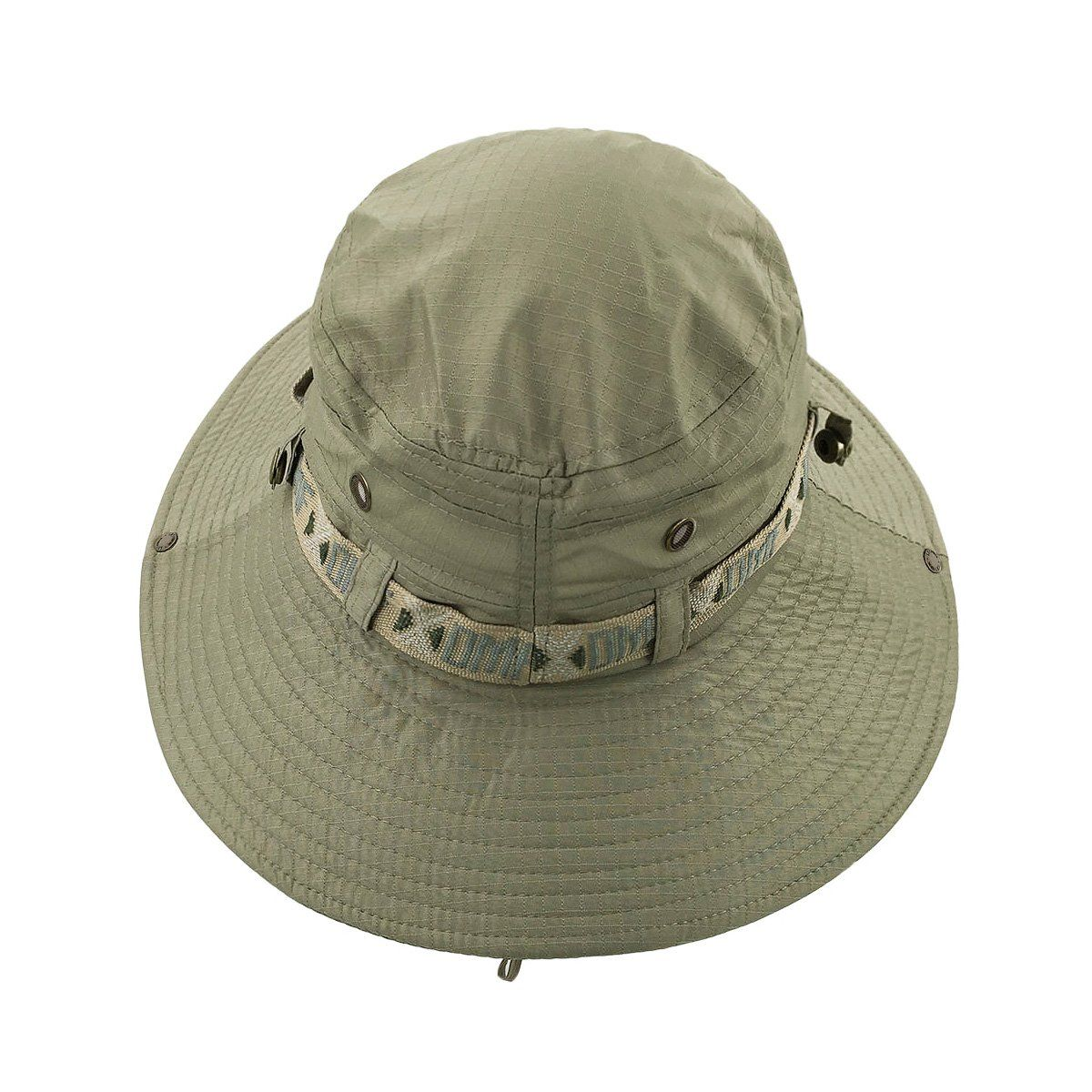 59c668314c4c1 Canoe Camping Gear    LETHMIK Fishing Sun Boonie Hat Waterproof Summer UV  Protection Safari Cap Outdoor Hunting Hat     Inspect this outstanding item  by ...