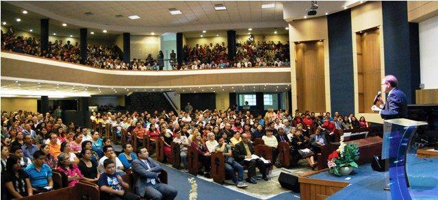 Iglesia Nazaret Central - www.nazaret.org.gt