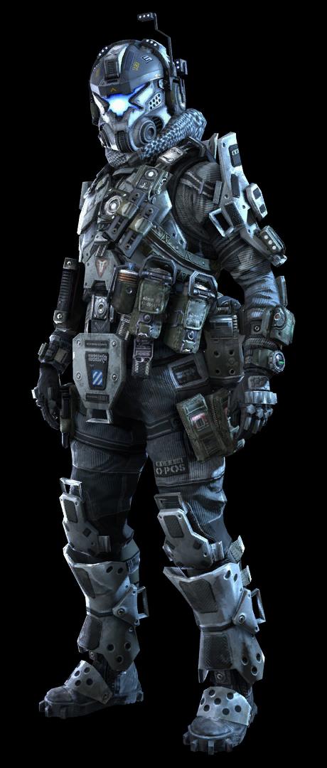 Titanfall - assault pilot | Titanfall, Sci fi armor, Armor ...