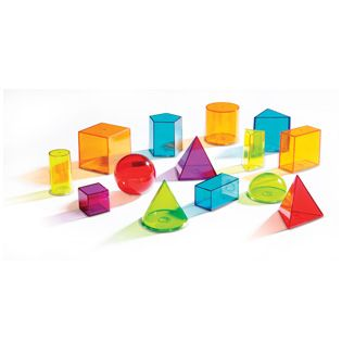 View Thru Colourful Geometric Shapes From 17 94 Geometric Solids Geometric Shapes Geometric
