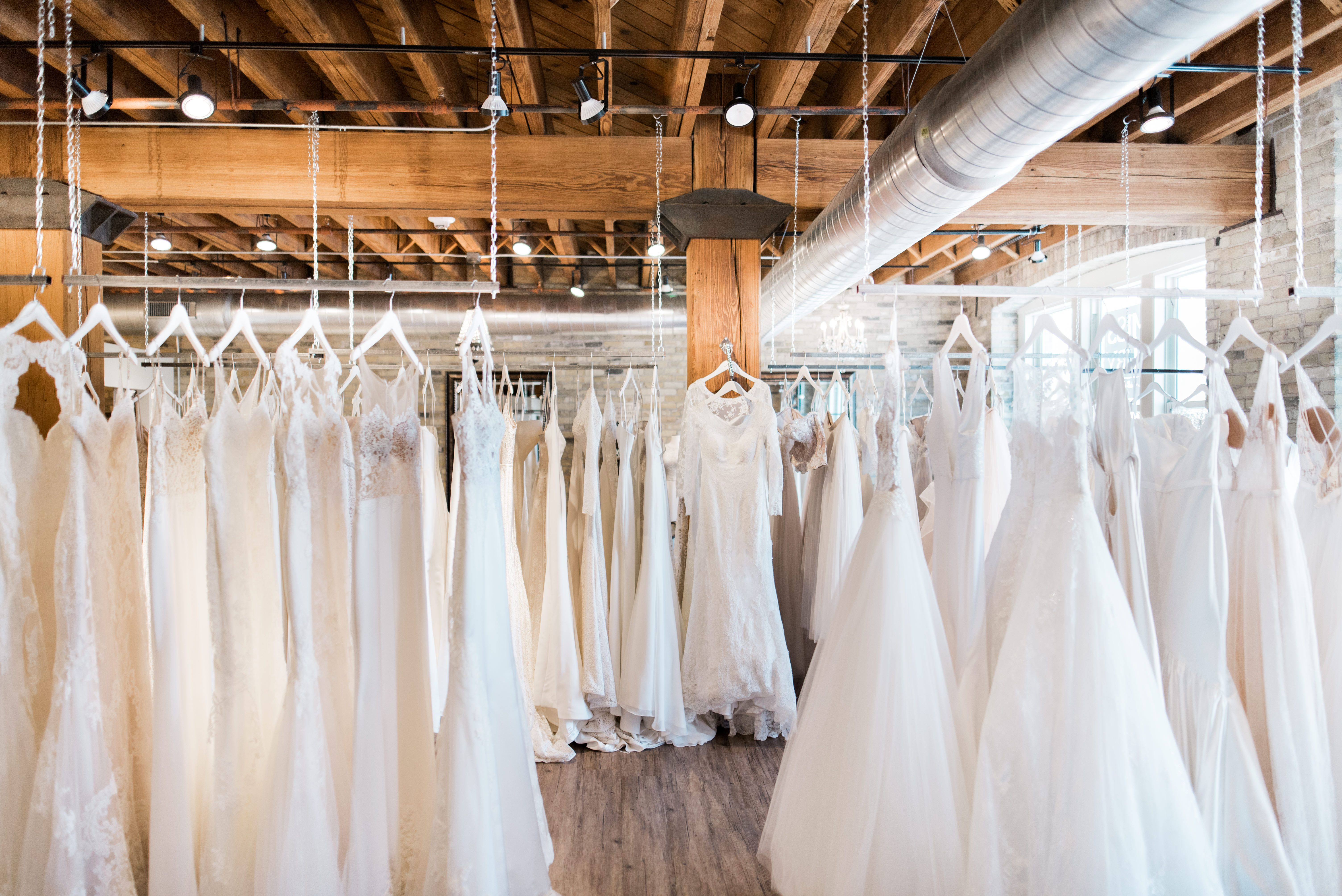 Cozy Bridal Boutique In Milwaukee S Third Ward In 2020 Bridal Boutique Wedding Dresses Romantic Boutique