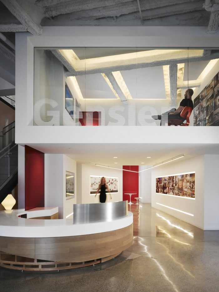 Office Tour Gensler S Newport Beach Offices For The Office
