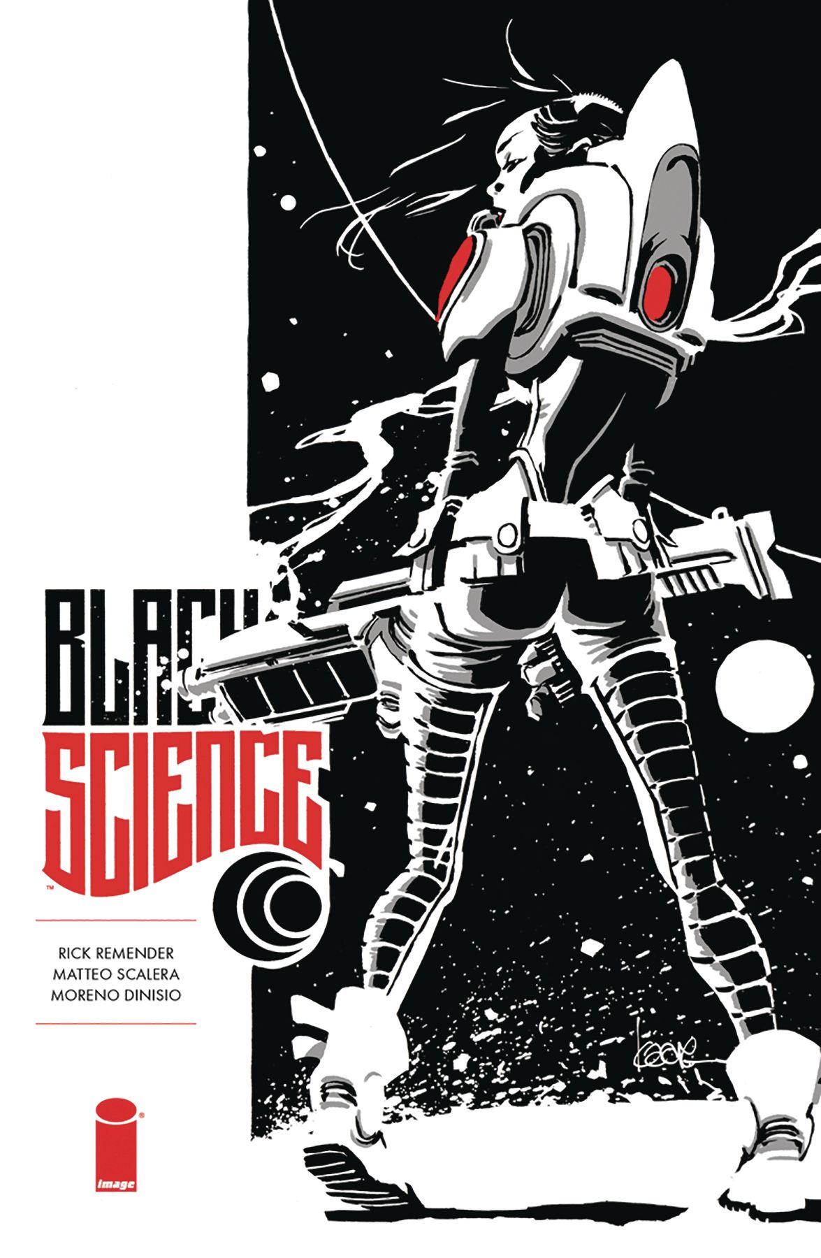 BLACK SCIENCE 31 CVR B ANDREWS (MR) (JUL170782) (With