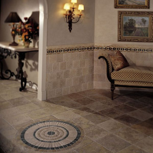 Check Out This Daltile Product: Travertine Durango