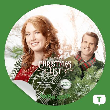 ChristmasList Hallmark christmas movies, Hallmark