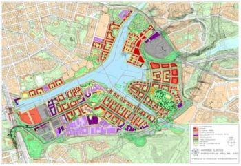 Hammarby Sjostad Master Plan Green Architecture Master Plan Projects
