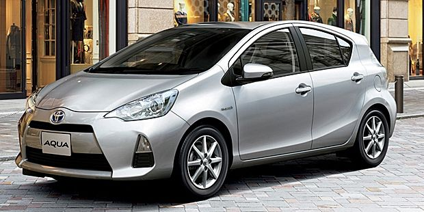 Toyota Prius C No Thought Or With Another Name For The Newly