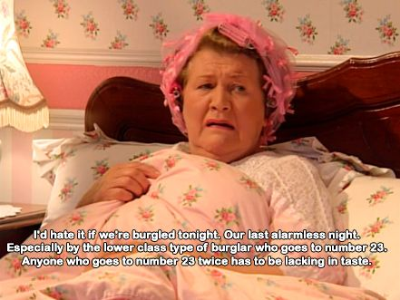 11 Tea And Light Refreshments Ideas Keeping Up Appearances British Comedy British Tv Comedies