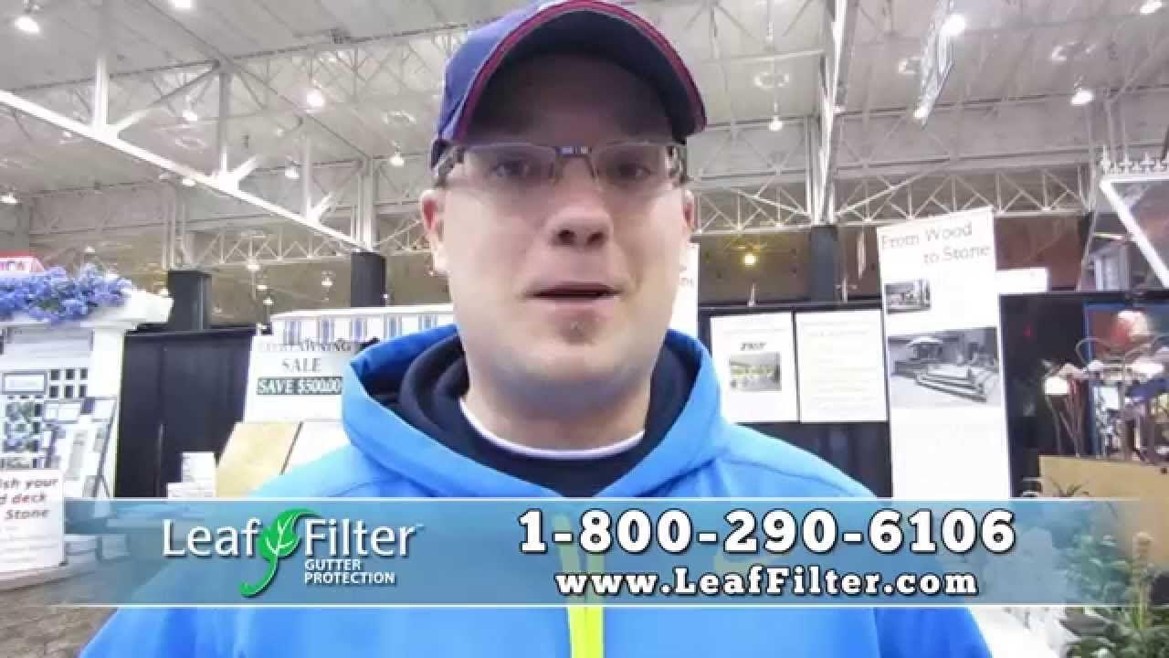 Spring LeafFilter Reviews - Leaf Filter Gutter Guard Reviews from Philad...
