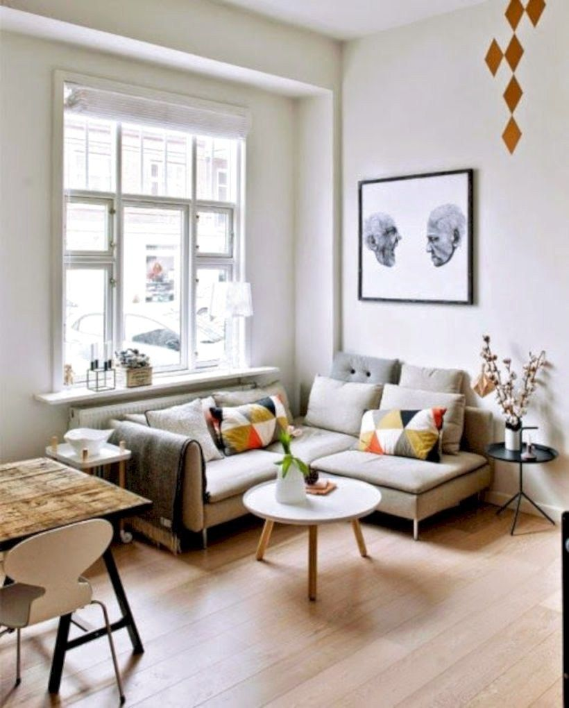 34 Easy Small Apartment Decorating Ideas On A Budget Tiny Living