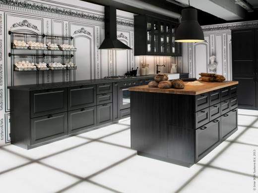 IKEA Laxarby   House   Pinterest   Cocinas