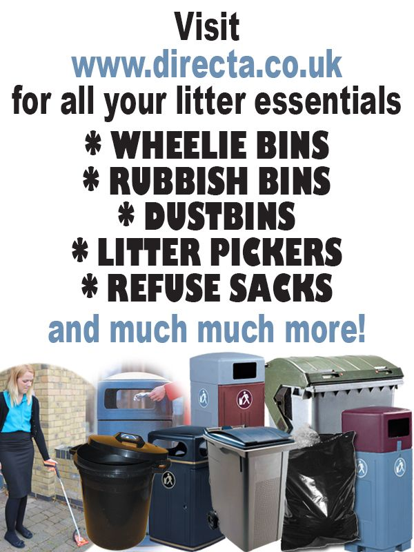Visit www.directa.co.uk for all you litter essentials and much more!