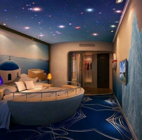 50 Things That Belong In Your Child S Dream Room Cool Boys Room Cool Kids Rooms Awesome Bedrooms