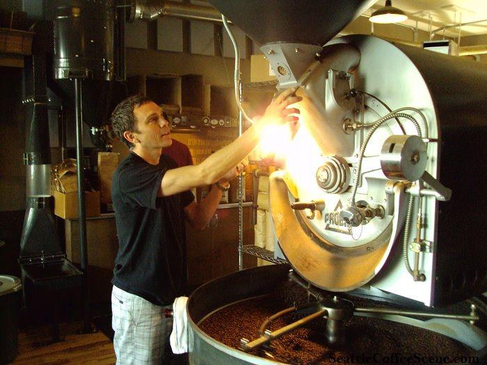 Herkimer Coffee, Seattle, WA.