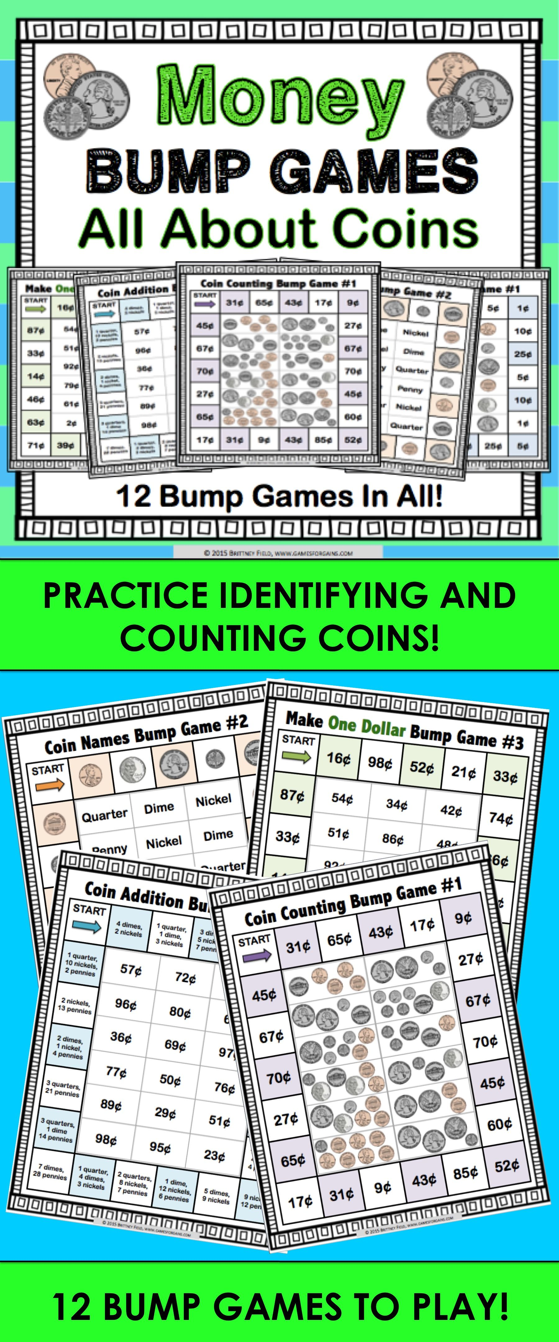 Money Games Counting Coins Games 2 8 2 C 8