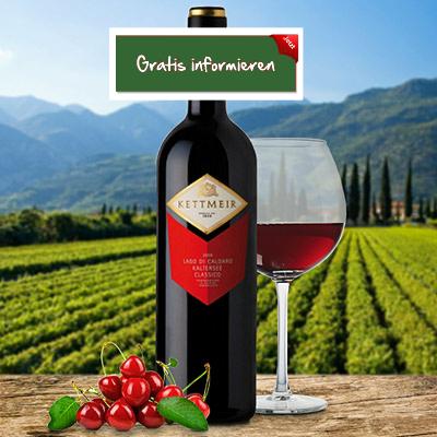 Aus Südtirol stammt dieser Rotwein. Hier klicken: http://blogde.rohinie.com/2013/01/rotwein/ #Italien #Suetirol #Trentin #Kalterersee #Rotwein