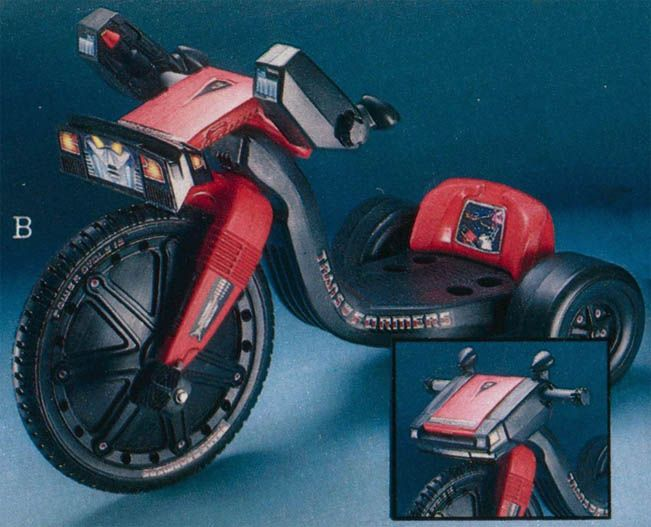 Transformers Big Wheel | Marx Big Wheel circa 1969 | Big