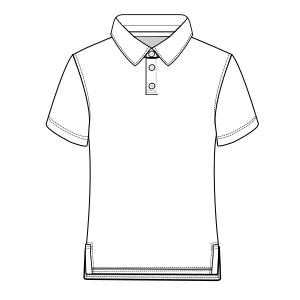 4b9aa8334b Chomba A 638. Patronaje industrial  patrones moldes ropa para marcas de ...