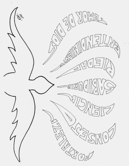 La Catequesis | religion | Pinterest | Pentecostés, Confirmación y ...