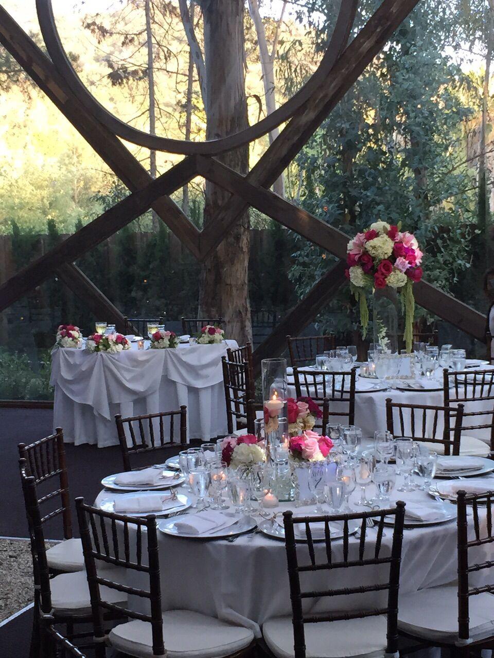 The Oak Room calamigosranch malibu Wedding