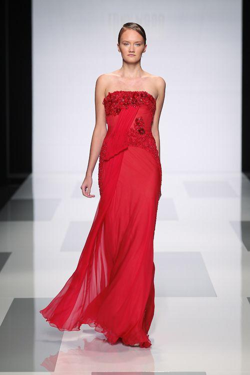 Tony Ward Couture FW13/14 I Style 12