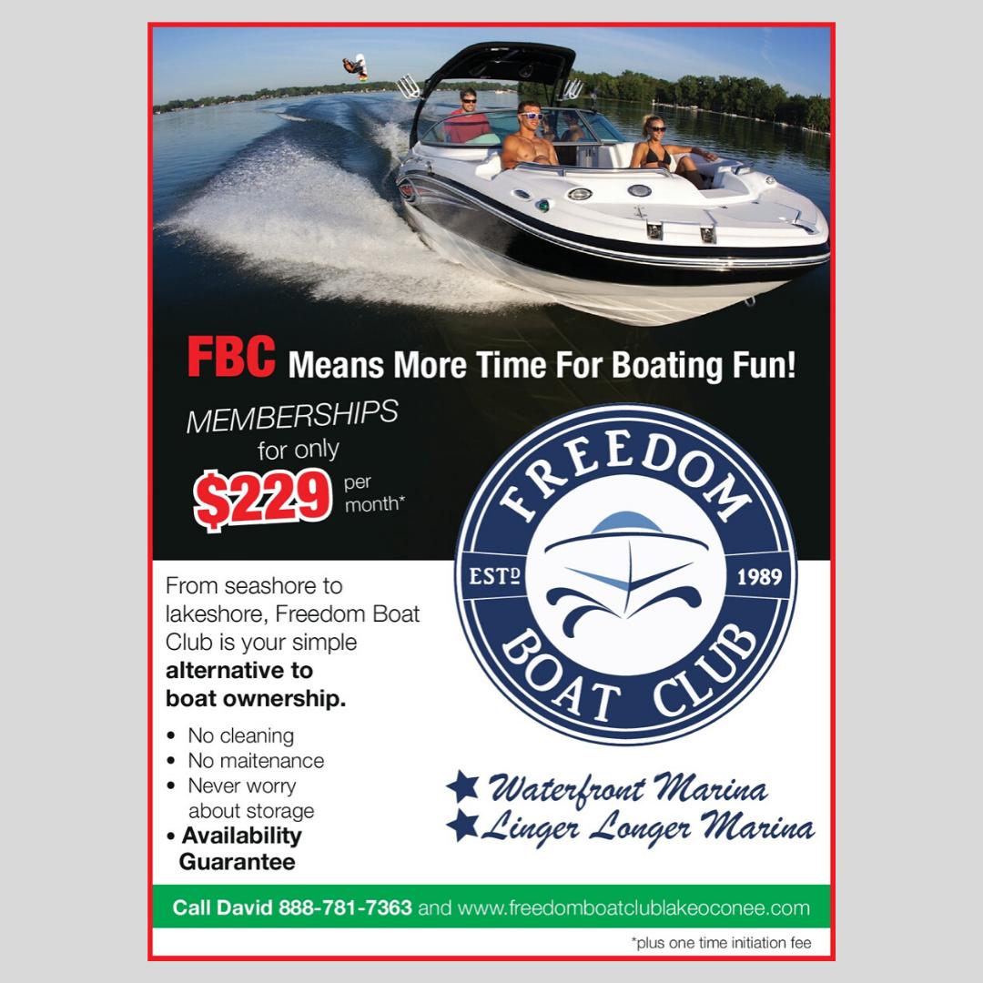 Fbc Means More Time For Boating Fun Freedom Boat Club 888 781 7363 Www Freedomboatclublakeoconee Com Luxurylivingga G Cool Boats Simple Boat Lake Oconee