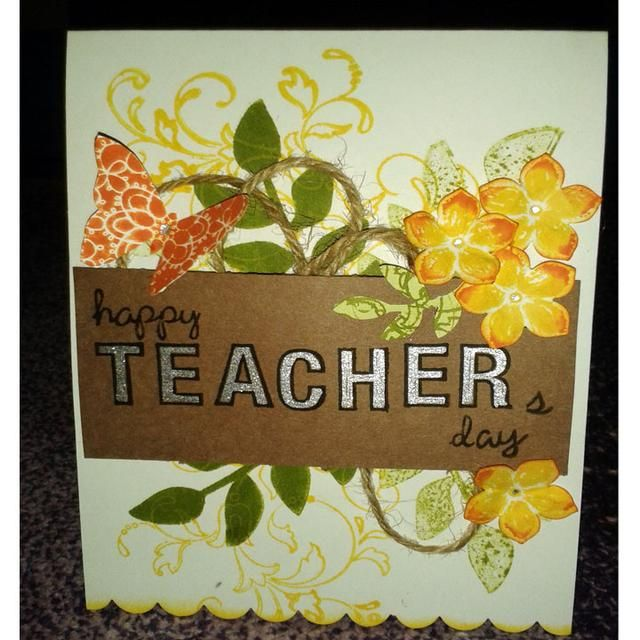 teacher's day greeting card  teachers day greetings