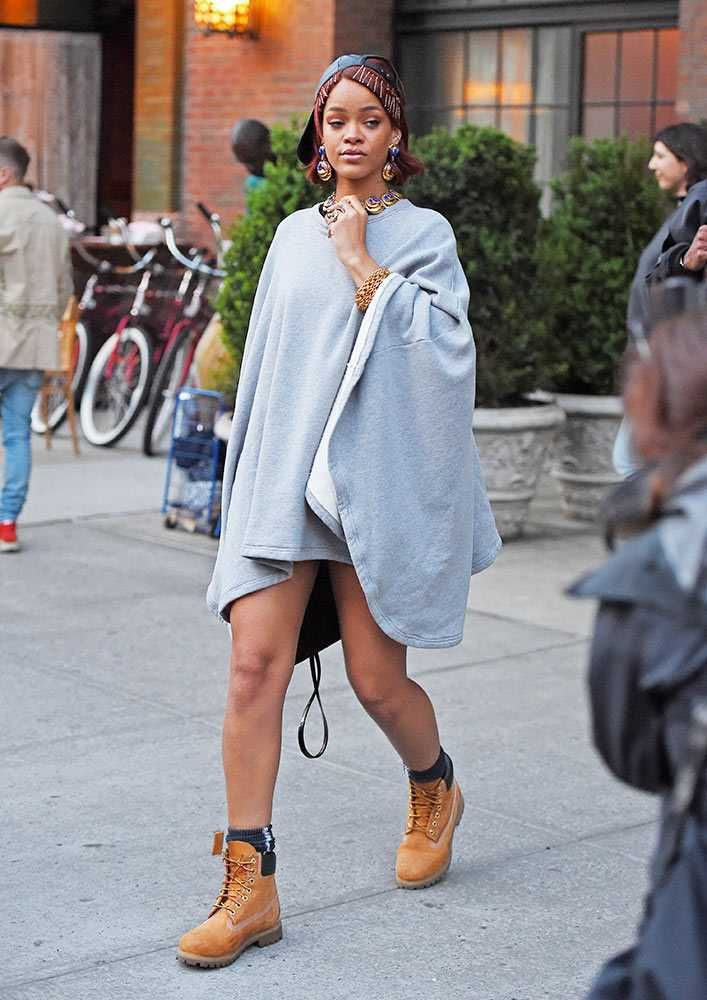 Rihanna 39 S Style File Fashion Trends Beauty Tips
