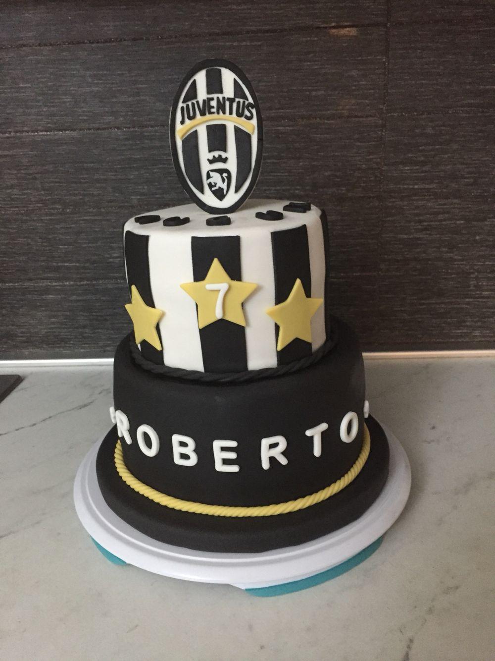 Juventus Cake Juventus