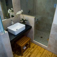 asian bathroom by BiglarKinyan Design Partnership Inc.