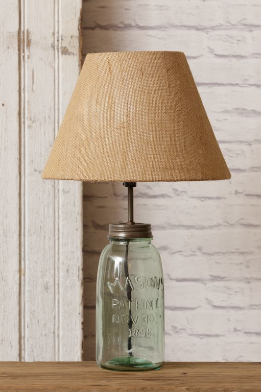 Mason Jar Lamp Green All Everyday Products Audreys Your Hearts Delight Waresitat Com Jar Table Lamp Mason Jar Lamp Lamp