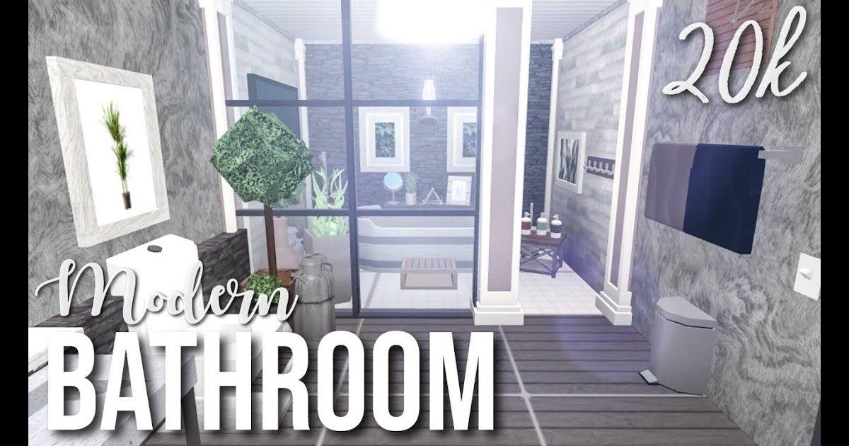 Pin By Without Name On B L O X B U R G Home Building Design Bedroom House Plans Simple Bathroom Designs