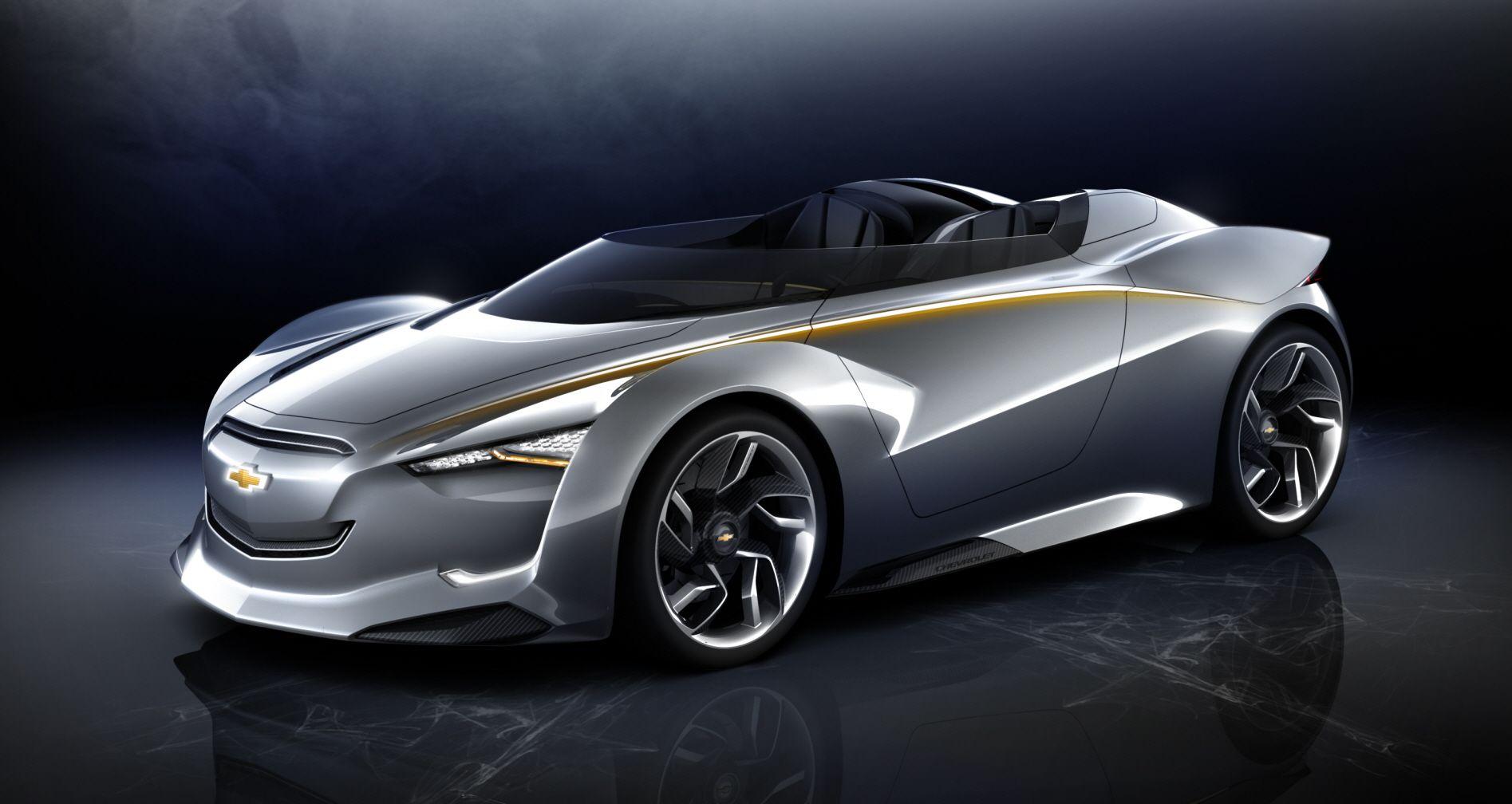 Chevy concept car http mrimpalasautoparts com