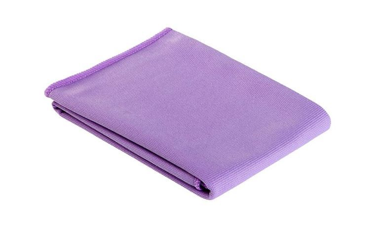 Squeegee Scraper Cleaner For Windows Showers Car Glass and Countertop Purple