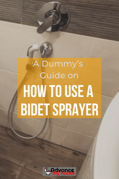 How To Use A Bidet Sprayer A Dummy S Guide Bidet Toilet Seat