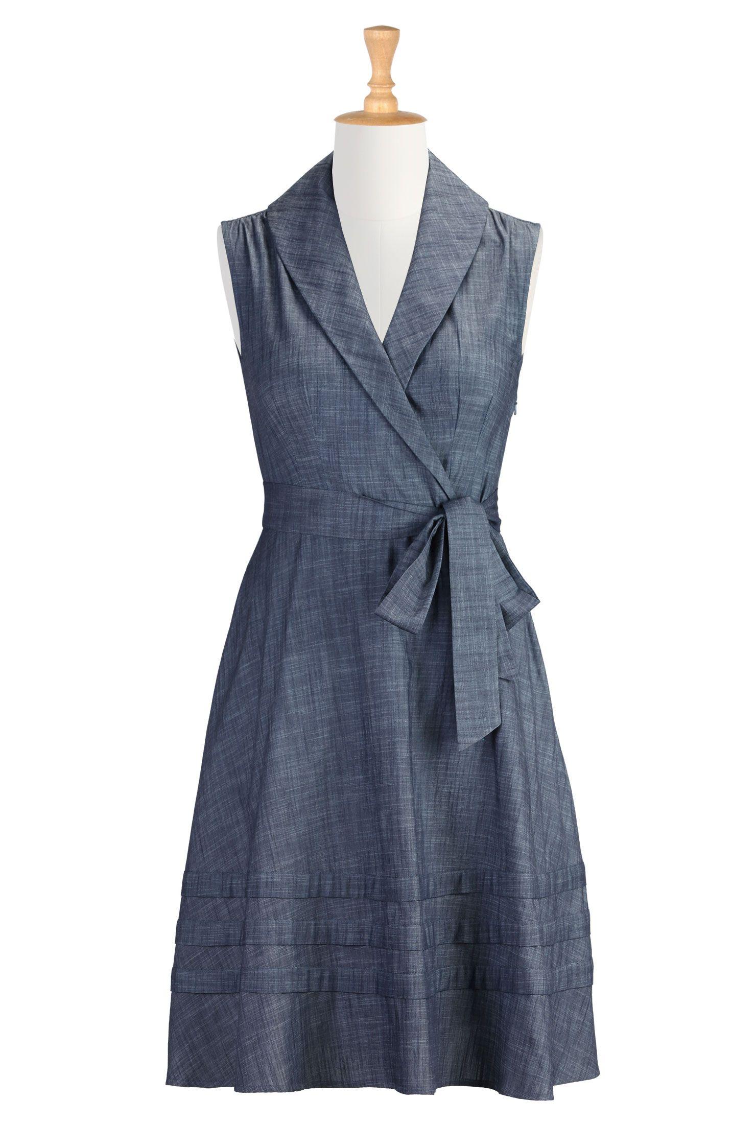 Vestidos denim online