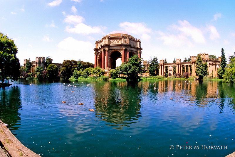 palace of fine arts san francisco | Palace of Fine Arts San Francisco, California - PeterMHorvath's Photos