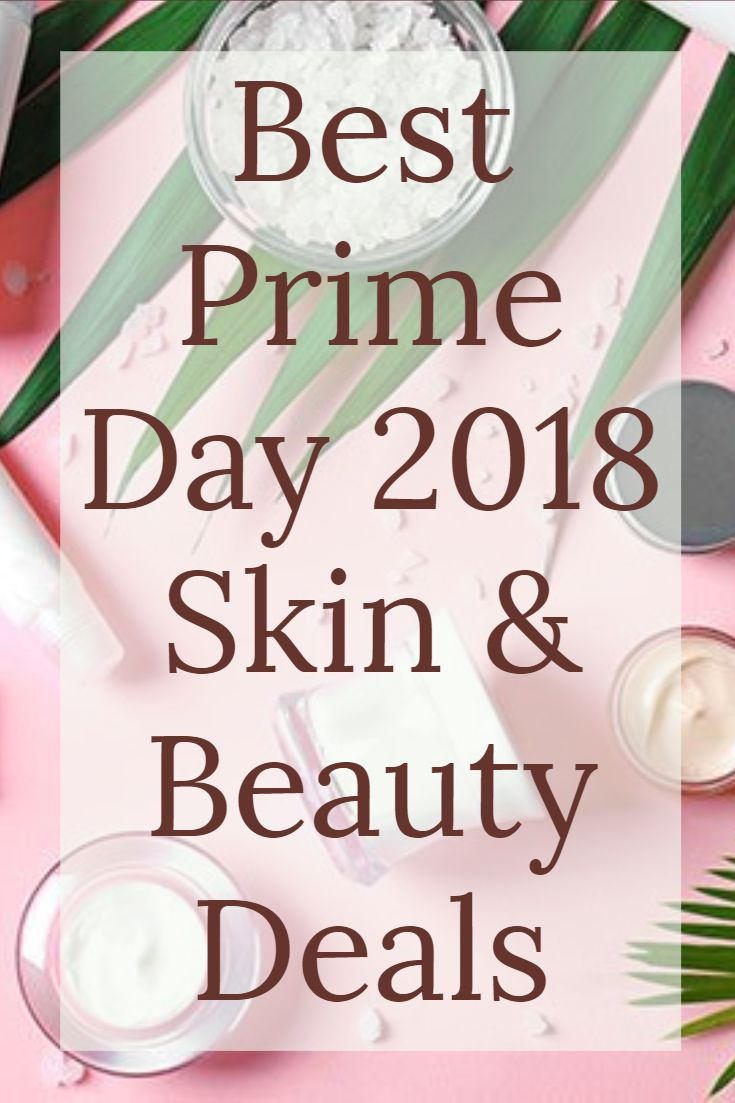 Best Prime Day Skin Beauty Deals images