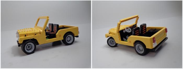 The Lego Car Blog