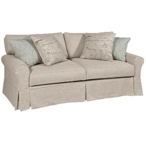 Daniel Casual Sofa Sleeper By Four Seasons Furniture