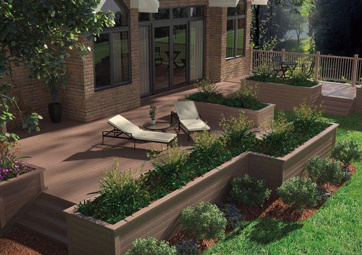 Patio Plans For Inspiration: Deck & Fence Designs