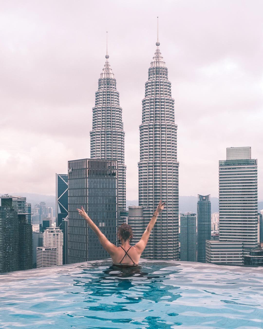 Kuala Lumpur Malaysia Trendy Travel Photos Girls Who Travel