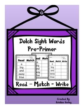 284 best Sight Word Practice images on Pinterest | Preschool ...