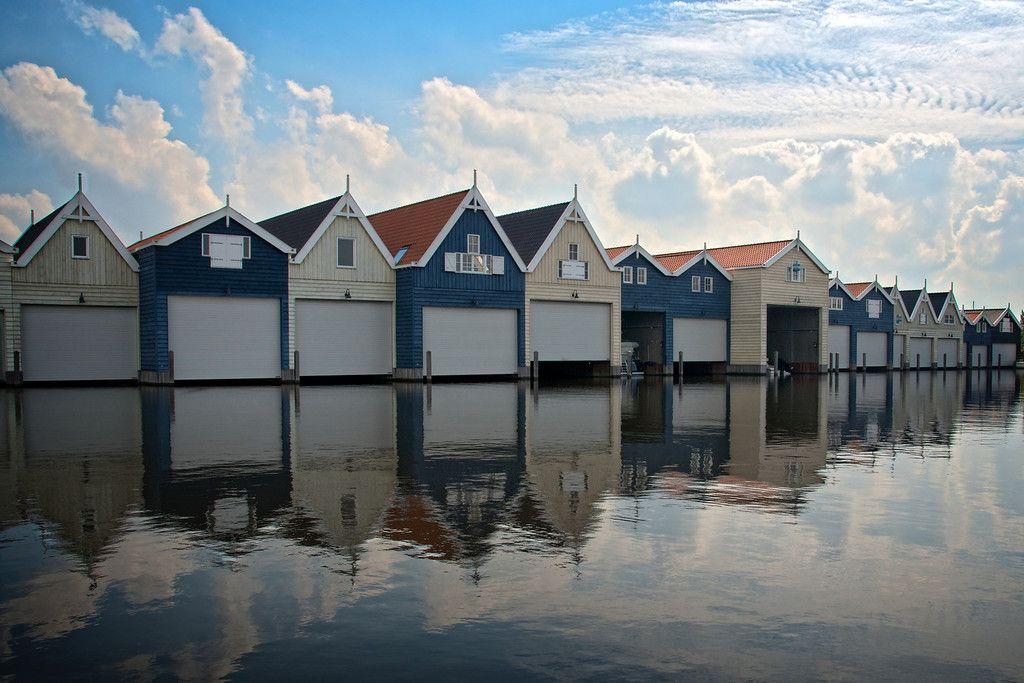 Het Nautisch Haven Kwartier in Huizen | Gooi en ...